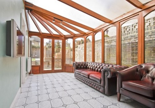 Conservatory Project In New Milton
